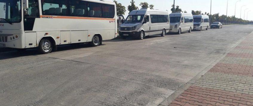 İstanbul Anadolu Yakası Personel Taşıma